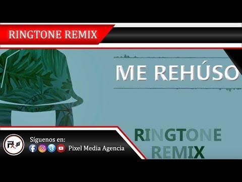 RingTone Remix / Me Rehuso  - Danny Ocean