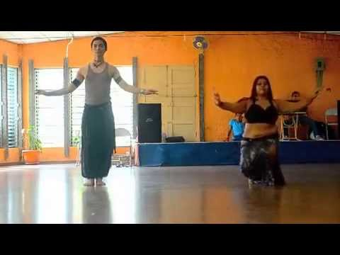Tribal Fusión-Manuel Vides(Ramsés) Y Sandra BD