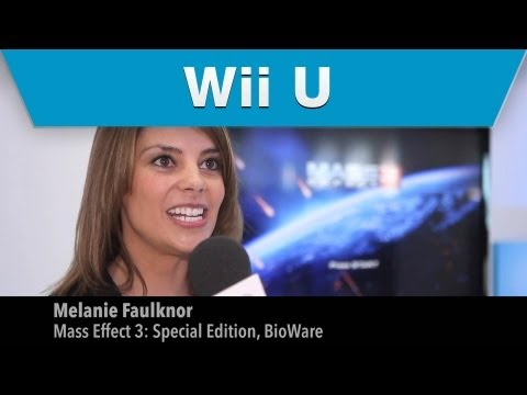 Wii U Preview – Mass Effect 3 Interview