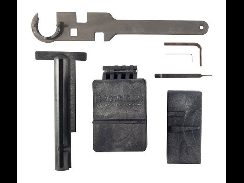 Brownells AR 15 Critical Tools Kit - Product Spotlight on Gun Guy Radio
