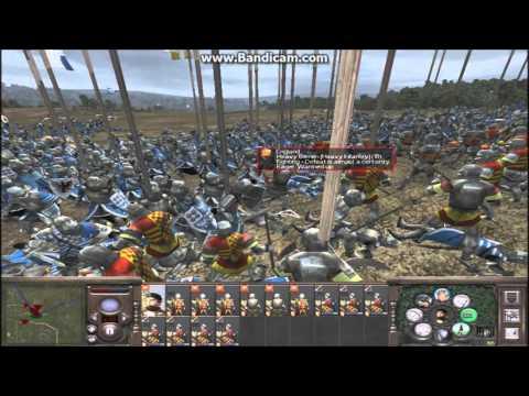 Total war: Medieval 2: historical battle battle of agincourt