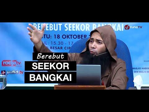 Ceramah Agama Islam: Berebut Seekor Bangkai - Ustadz Dr. Syafiq Riza Basalamah, M.A.