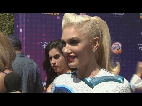 EXCLUSIVE: Gwen Stefani Talks New Record, Possibly Taking Blake Shelton on Tour Bus