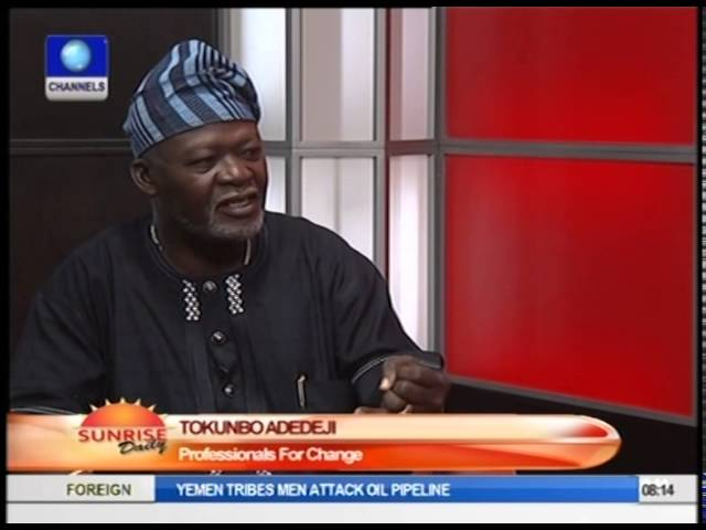 Nat'l Conference: Nigerians Should Not Be Surprised By What Is Going On- Analyst. PT1