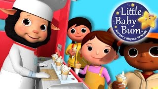 Ten Little Pancakes | Nursery Rhymes | Original Song By LittleBabyBum!