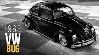 1963 VW Bug | e-Level Equipped