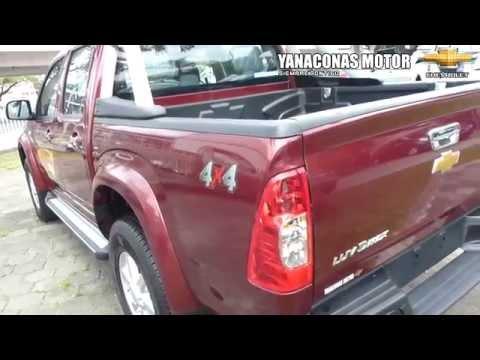 2013 Chevrolet Luv Dmax 4x4 Diesel 3.0 Modelo 2013 Al 2014 Colombia