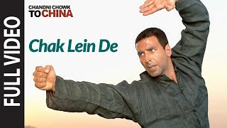 "download lagu ""chak Lein De"" Chandni Chowk To China, Akshaye Kumar gratis"