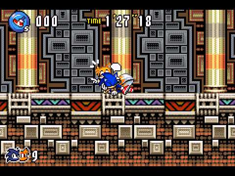 Sonic Advance 3 - Chaos Angel Zone - Act 01 - User video