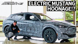 FIRST DRIVE: Electric Ford Mustang Mach-E! Will Ken Block be Allowed to Hoon it?
