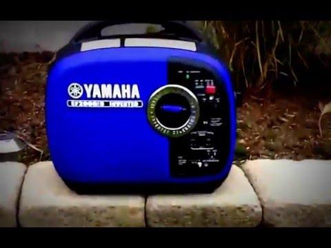 Yamaha inverter generators how to save money and do it for Yamaha ef1000is inverter generator