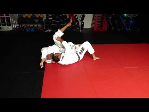 BJJ - Sweep From Half-Guard with Daniel 'Jacare' Almeida. Image 1