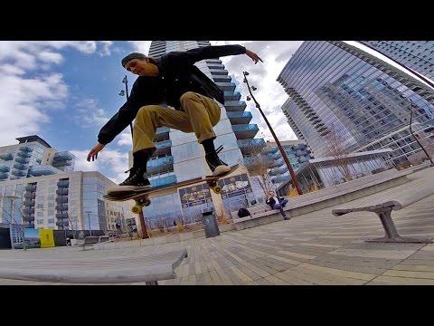 Day in the Life 15: Brooklyn Skateboarding
