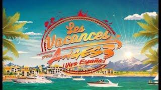 Les Vacances des Anges 3 – Episode 50, Vidéo du 02 Novembre 2018