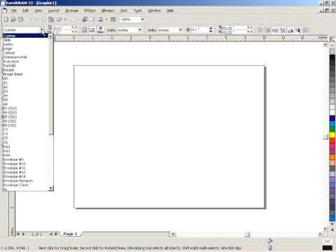1 Basic Of Corel Draw X3.mov