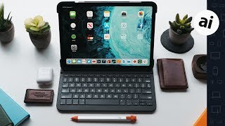 Logitech Slim Folio Pro Review: The Best iPad Pro Keyboard