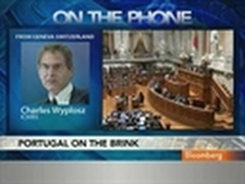 Wyplosz Says Portugal May Need $20-$30 Billion Bailout