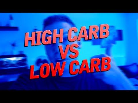 HIGH CARB VS LOW CARB - KAMPFSPORT ERNÄHRUNG