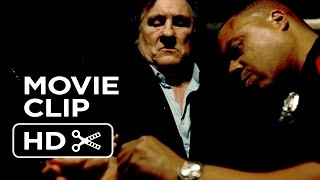 Welcome To New York Movie CLIP - Escorted (2014) - Abel Ferrara Drama HD