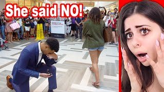 WORST Rejected Wedding PROPOSALS ever!