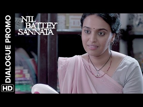 Swara Bhaskar Goes Back To School | Nil Battey Sannata | Dialogue Promo