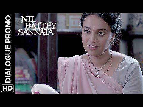 Swara Bhaskar Goes Back To School | Nil Battey Sannata | Dialogue Promo