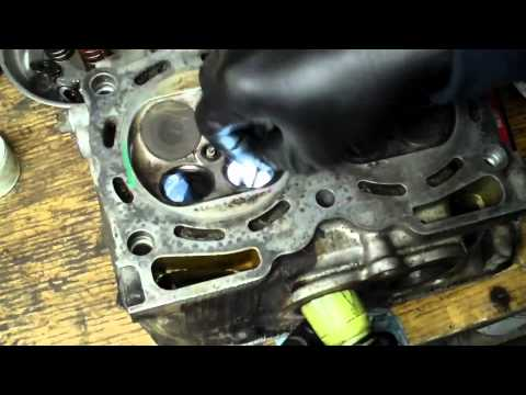 Subaru Head Check Before Installing Head Gaskets