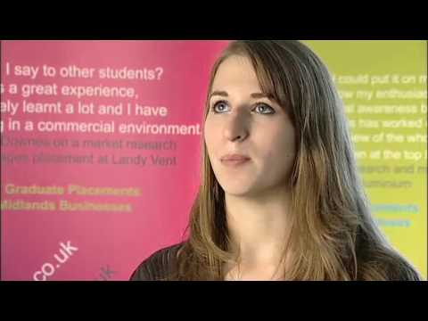 Graduate Advantage Interview with Stoke on Trent Crime Initiative - Student and Employer views