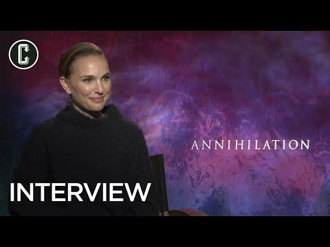 Natalie Portman Annihilation Interview: Making A Genuinely Unique Sci-Fi Film