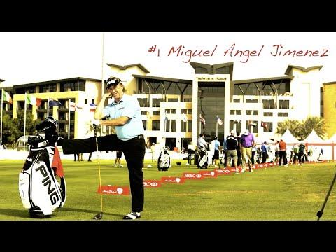 Kids Club Challenge #1 Miguel Angel Jimenez