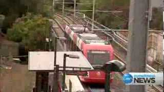 Ten Eyewitness News Sydney - Inner West Light rail almost complete (26/2/2014)