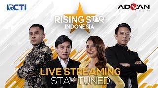 LIVE STEAMING RISING STAR INDONESIA 2018 LIVE AUDITION 4 [15 JANUARI 2019]