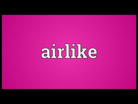 Header of airlike