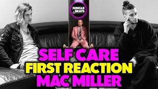 Mac Miller Self Care Reaction Review Jungle Beats