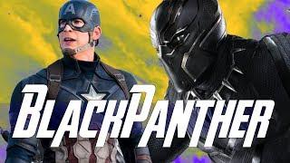 Black Panther - Captain America & the MCU Secret Avengers