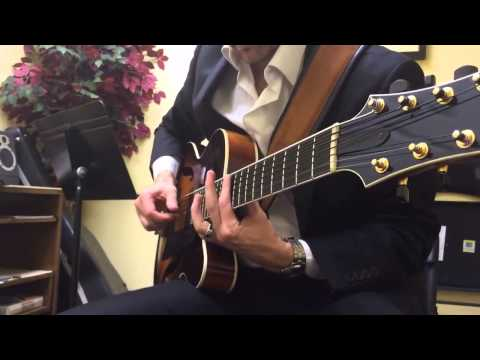 Taylor Roberts- Solo Guitar - Alice In Wonderland (Jam Of The Week)