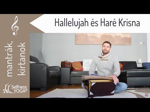 Hallelujah Haré Krisna - Áhitatot adó ének ( kirtan jóga )