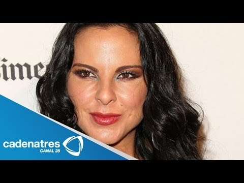 Kate del Castillo se pronuncia contra maltrato de animales en circos (VIDEO)