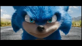 Sonic The Trailer but with Gotta go fast theme song