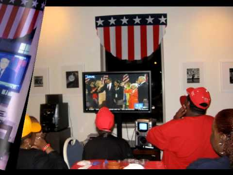Bronzeville Tourism Election Party on Nov 4! OBAMA wins!