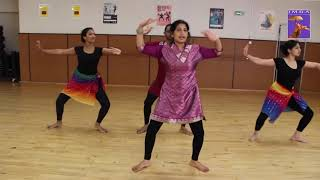 Sri Lankan Traditional Dance - GIRIDEVI  Ep 5 J.M.D.A In Paris