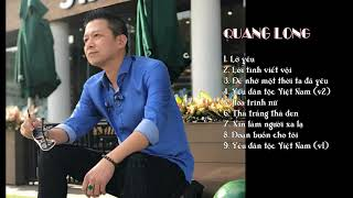 TUYỂN TẬP CA KHÚC HAY NHẤT | Quang Long Bolero 2018