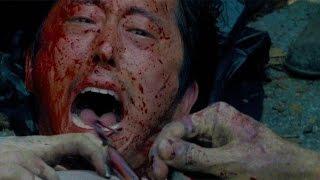 Top 10 Most Shocking Deaths in The Walking Dead (Walking Dead Season 7)