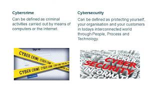LLR Prepared Week 2017 - Protecting Your Business from Cyber Crime