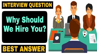 Why Should We Hire You? Interview Question Best Answer in Hindi || Interview Tips for in Hindi ||