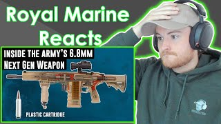 Royal Marine Reacts To New US Army's Next Gen Weapon! - Task & Purpose!