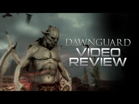 The Elder Scrolls V: Dawnguard Video Review