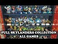 FULL SKYLANDERS COLLECTION 2017 - SHOWING MY COLLECTION (SPYRO'S ADVENTURE TO IMAGINATORS) MP3