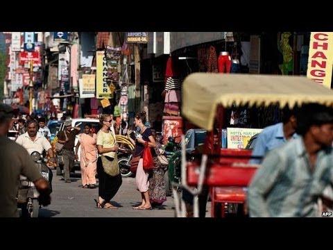 DANISH WOMAN GANG-RAPED IN INDIA - BBC NEWS