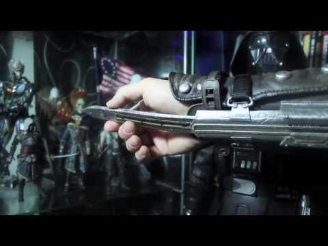 McFarlane: Assassin's Creed IV - Hidden Blade Gauntlet Replica Review (Edward Kenway)